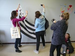 J1 - 2017-03-12 Rassemblement TA à Argentré-du-Plessis - Tournage du Manequi Challenge (1)