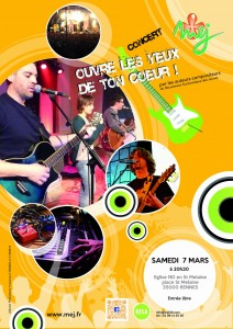 affiche TOLY09 Rennes-1